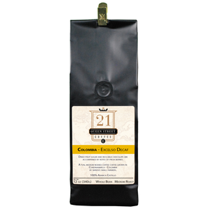 Colombia Cundinamarca Excelso - Decaffeinated