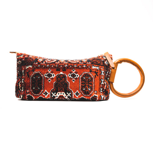 Rust Baraka Clutch