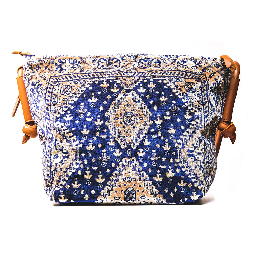 Navy Baraka Hobo Bag
