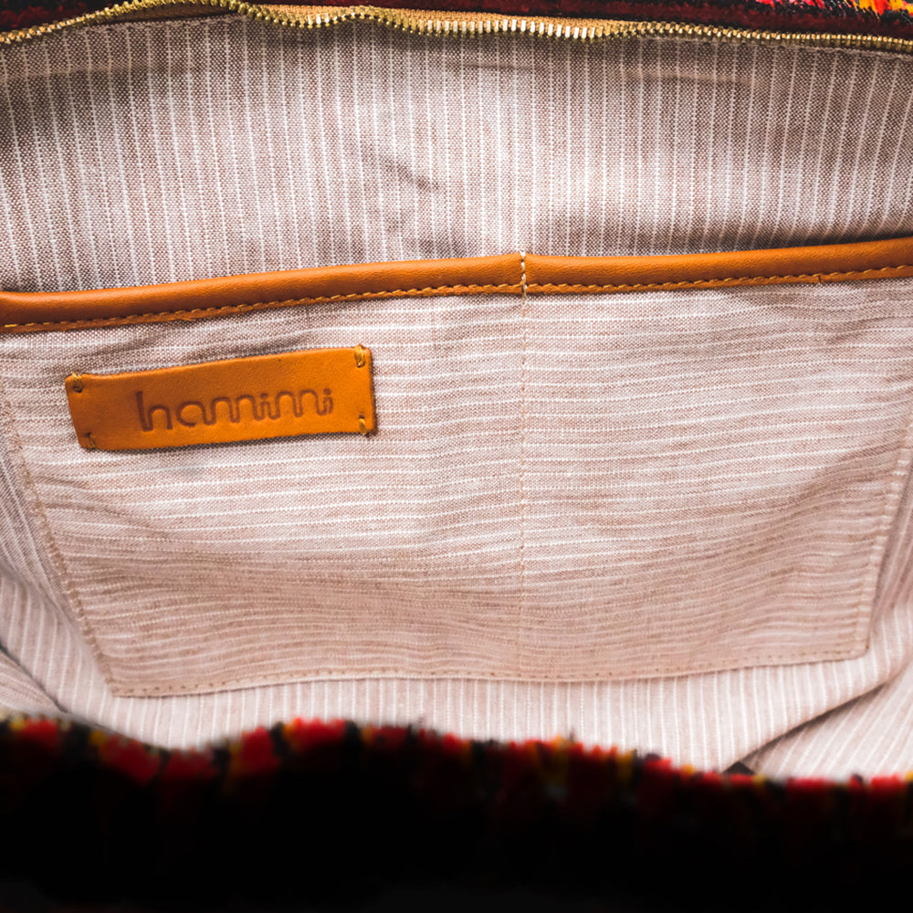 Rust Baraka Shoulder Bag