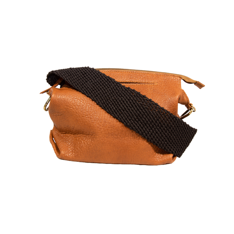 Cognac Sarma Shoulder Bag