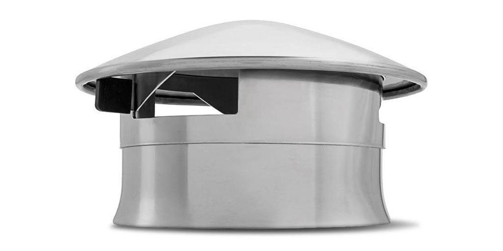 Smokeware Stainless Steel Chimney Cap
