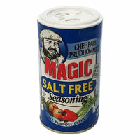 Chef Paul Prudhomme's Magic Salt Free Seasoning, 57g
