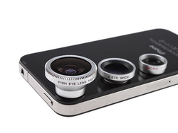 3-in-1 Smartphone Camera Lens Kit