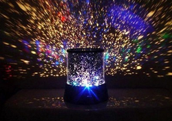 Galaxy Night Light