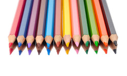 12 Colour Therapy Pencils