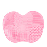 Keep Bristles as Good as New - Makeup Brush Cleaner Scrubbing Mat