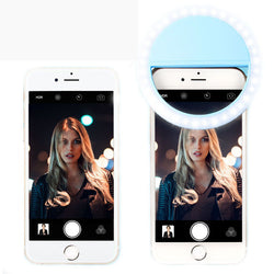 Low Light Selfie Saver