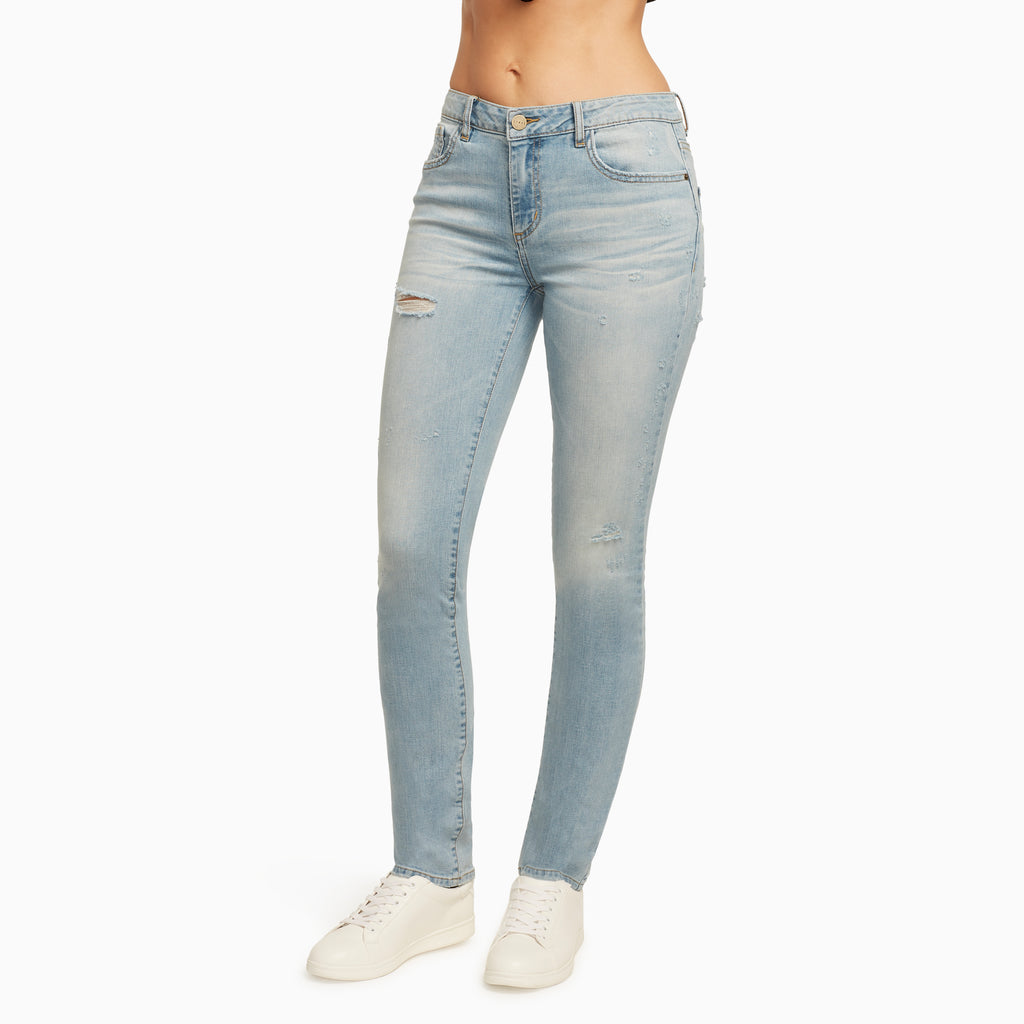 The Best Fitting Jeans for Women. High Waisted Skinny Fit Jeans here.