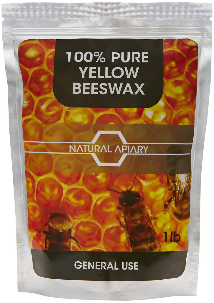 100% PURE GENERAL USE Beeswax
