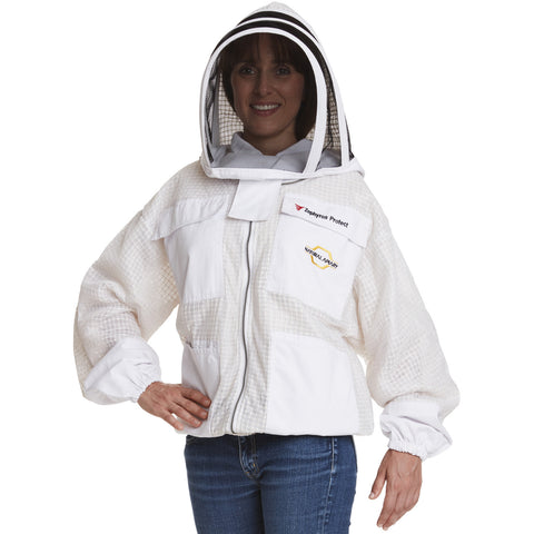 ZEPHYROS PROTECT Beekeeping Jacket - Stay Cool & Fresh with Ultimate Protection