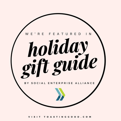 Check out Thistle Farms in Social Enterprise Alliance's Annual Gift Guide