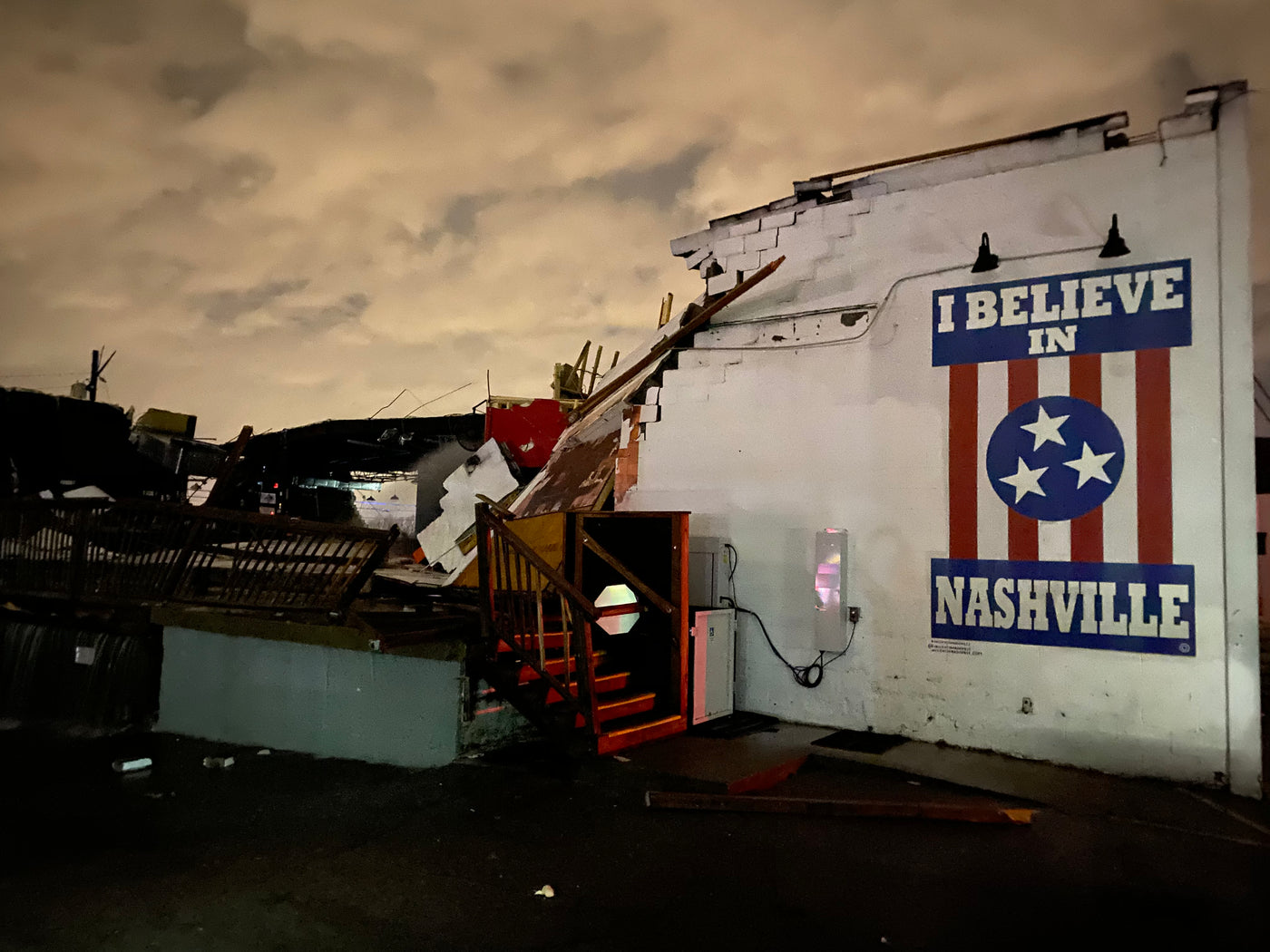 Nashville Tornado - Where to Find and Offer Help