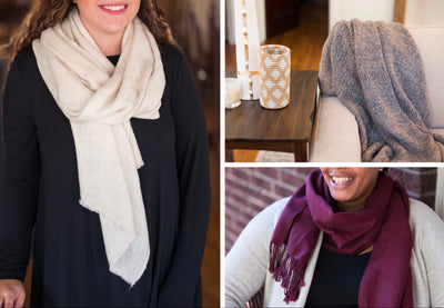Meet the Maker: Thistle Farms Global Textile Partners for the Holidays