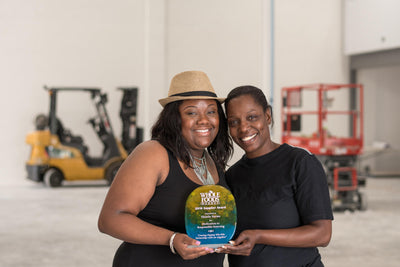 Thistle Farms Wins Prestigious Whole Foods Award!