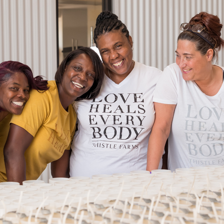 Thistle Farms from Batch: Nashville's Nonprofit Social Enterprise that Provides Healing, Hope, and Freedom for Women Survivors