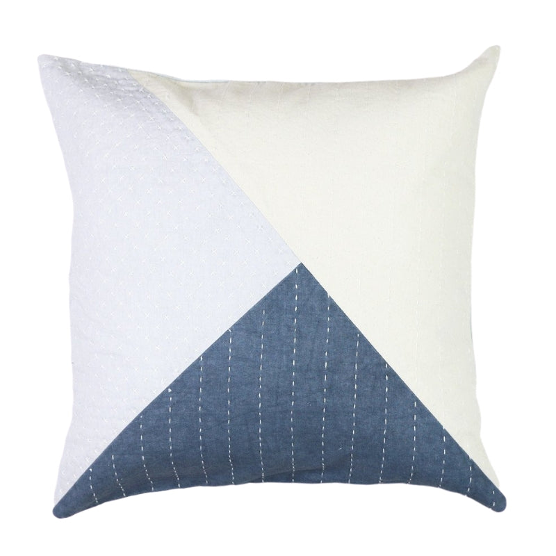 Didi Color Block Pillow Case