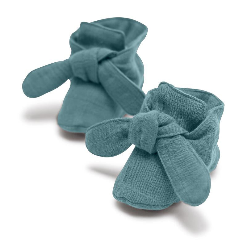 Silver Sage Pigment Booties