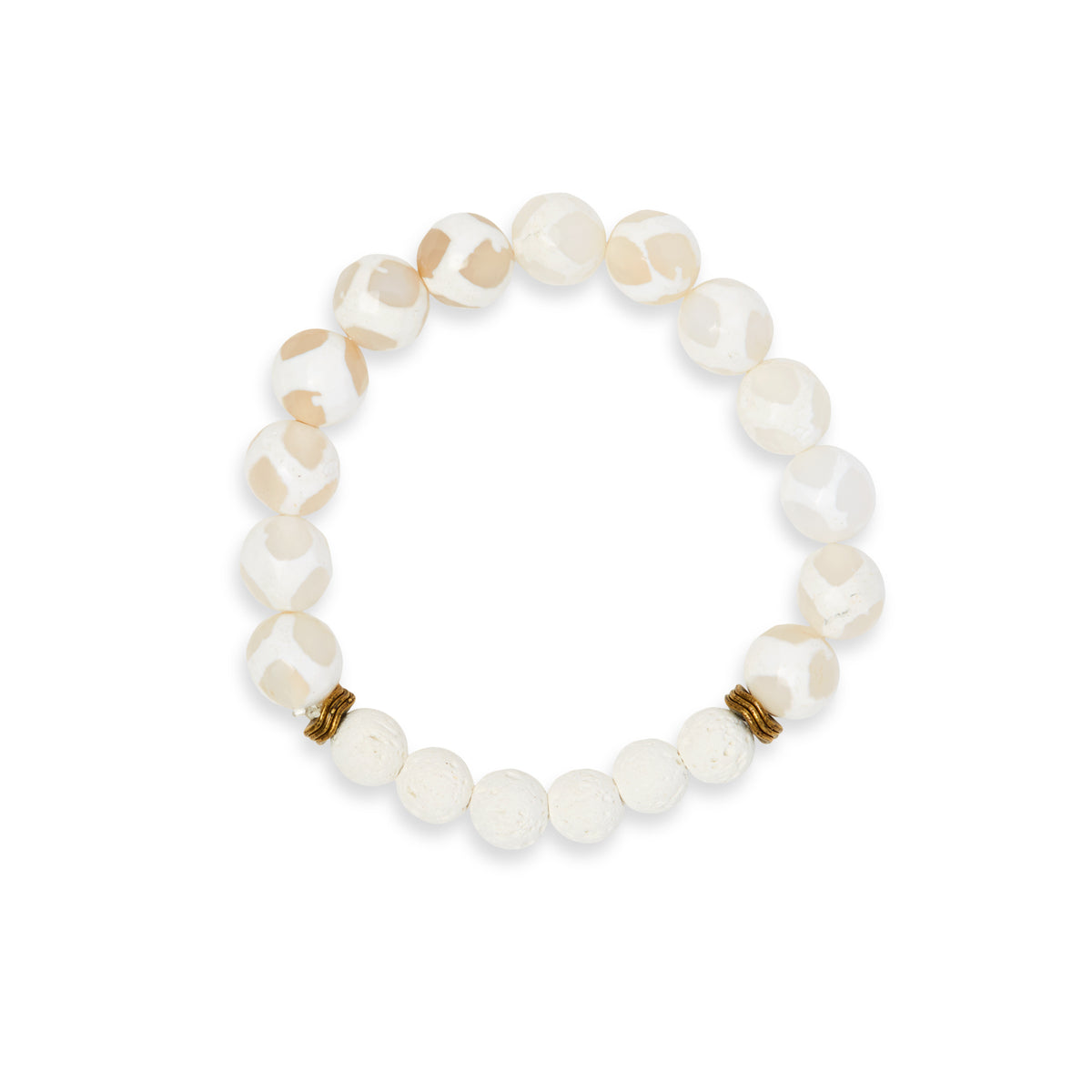 Blanco Essential Oil Bracelet
