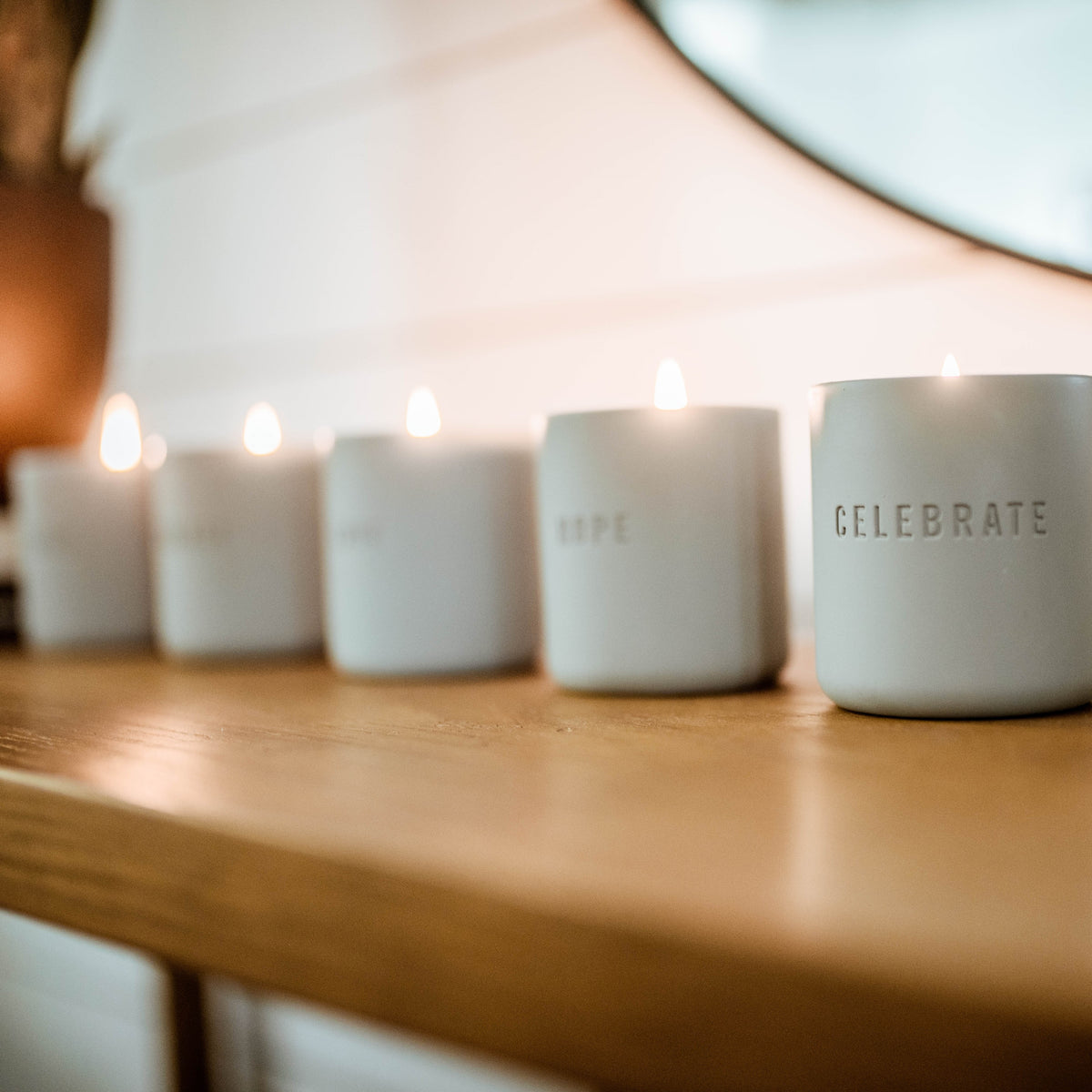 Celebration Collection Candle