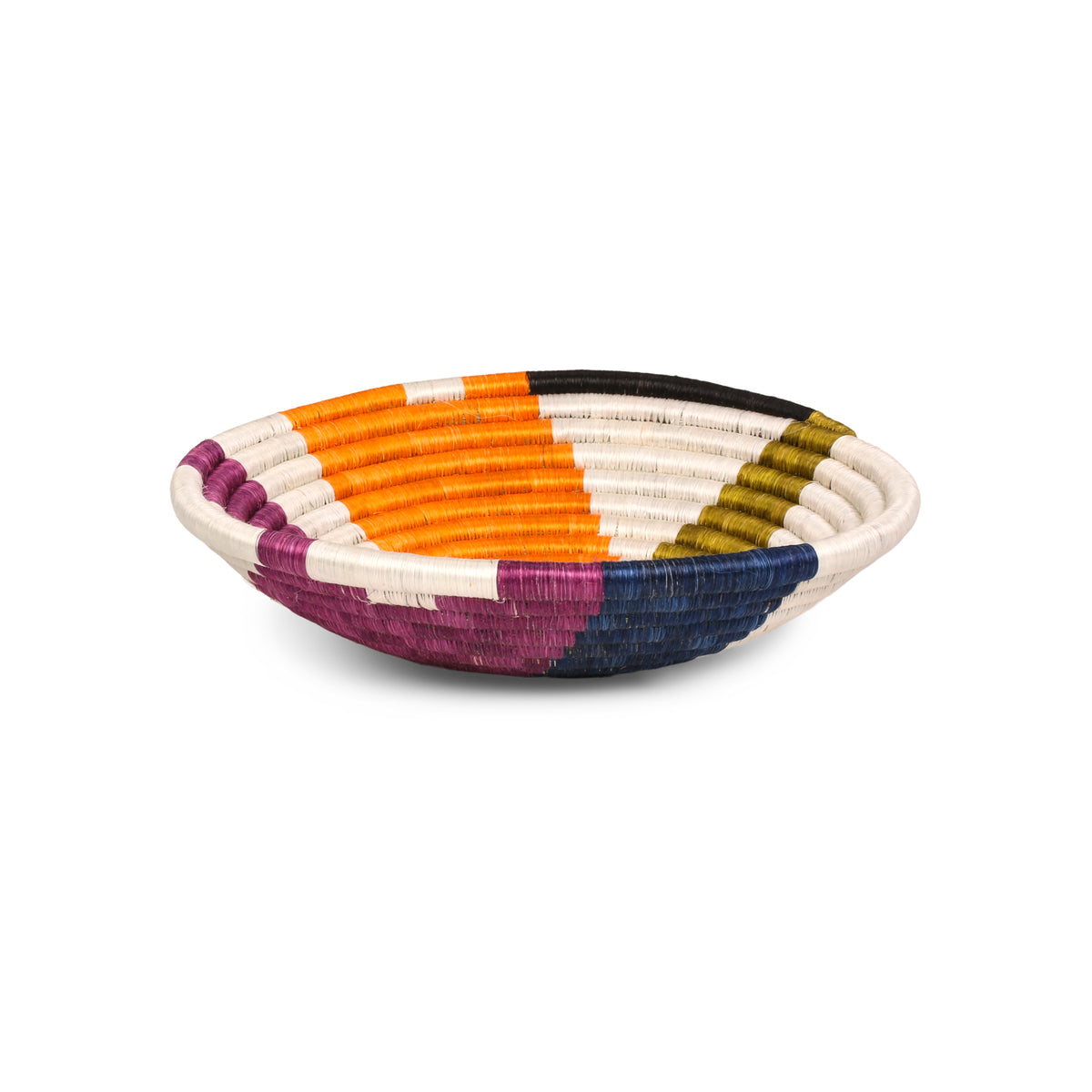 Abstract Neon Basket