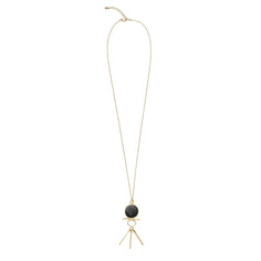 Agatha Necklace Horn
