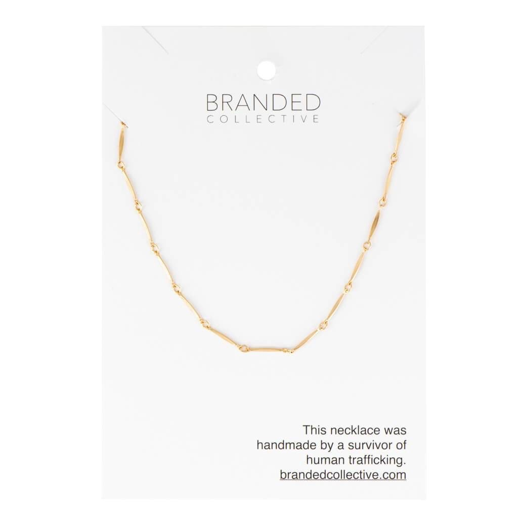 Gold-Filled Chain Necklace