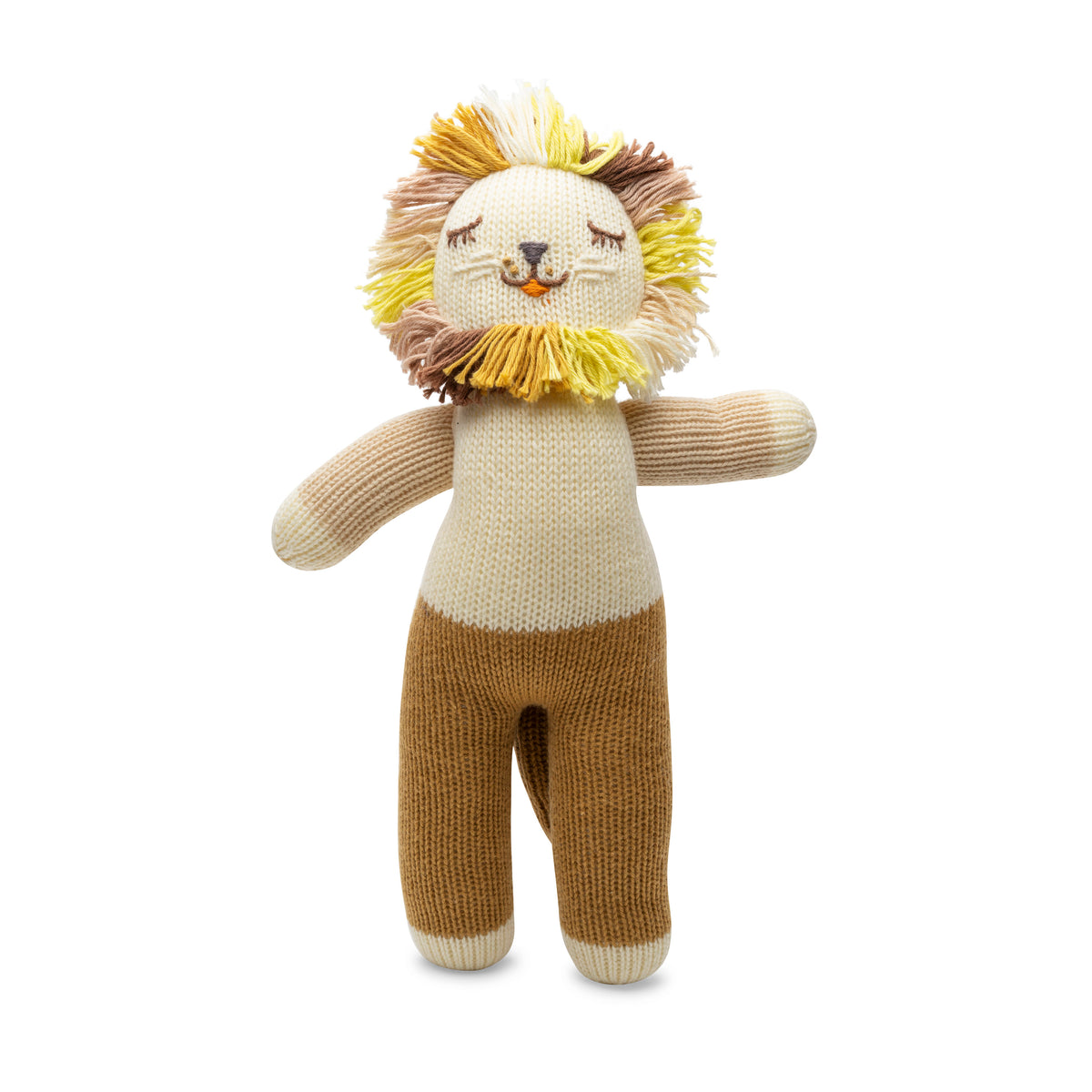 Lion Mini Doll