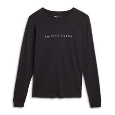 Charcoal Long Sleeve Unisex Tee