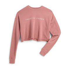Summer Crop Sweatshirt