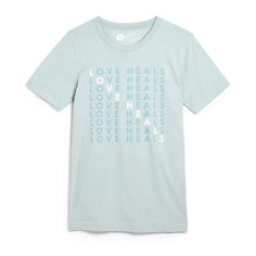 Love Heals Crossword Tee