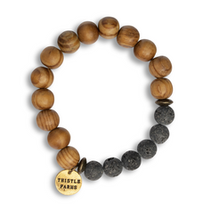 Ballie Essential Oil Bracelet