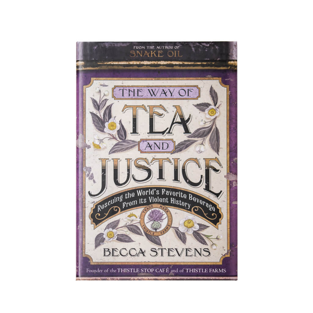 Becca Stevens Book The Way of Tea and Justice