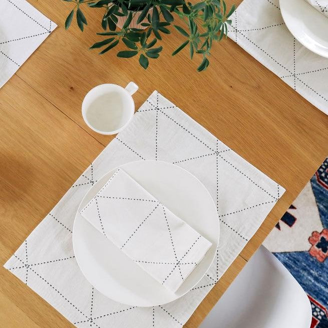 Graph Placemat Set