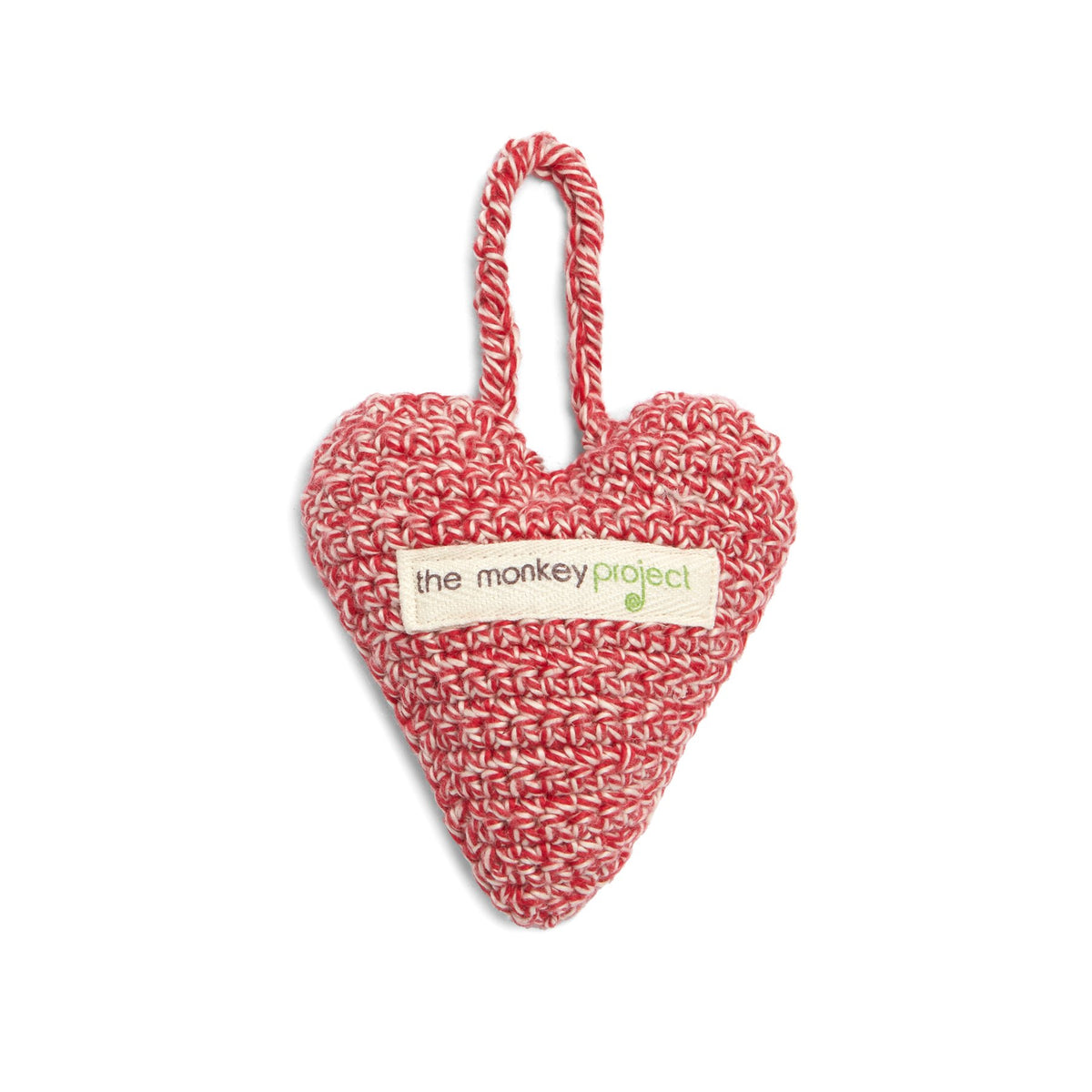 Heart Ornament by Monkey Project