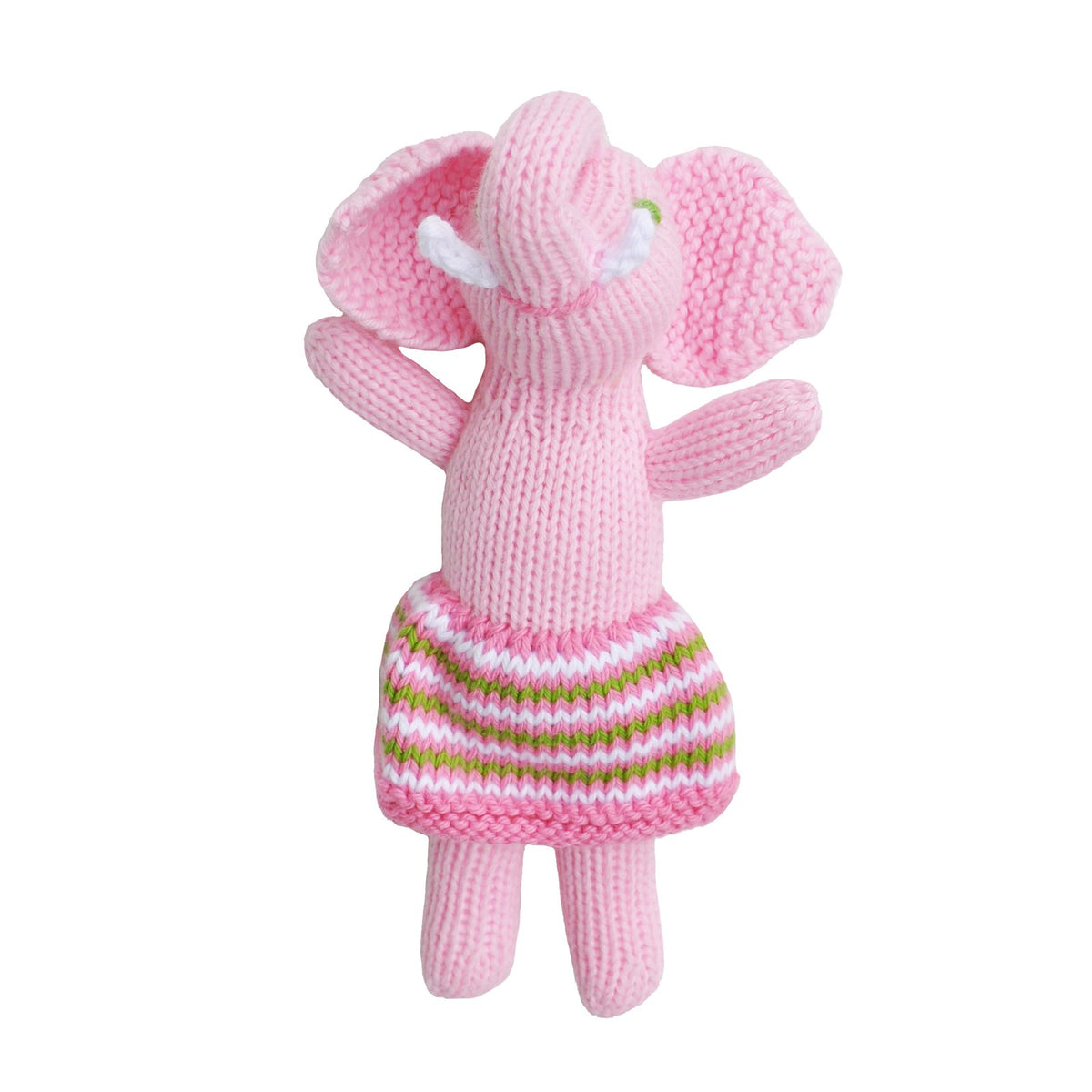 Girl Elephant Rattle