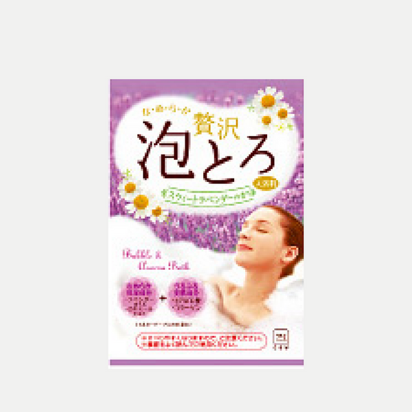 Awatoro Bubble Bath Powder (Jasmine)