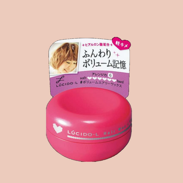 Lucido L Hair Wax Nuance Design