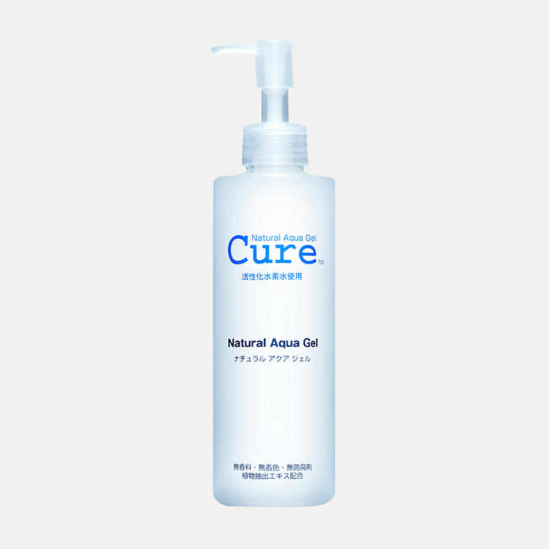 Natural Aqua Gel Cure Exfoliator