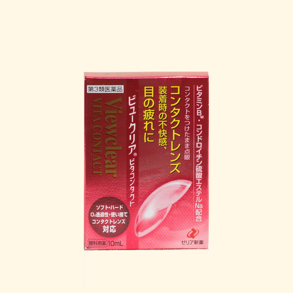 Viewclear Vita Contact Eye Drop