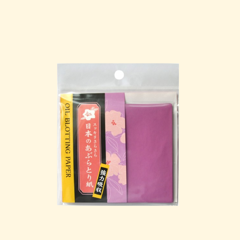 Oil-Blotting Papers