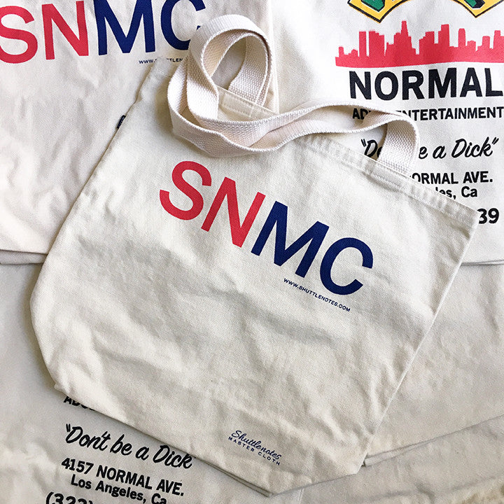SNMC x Virgil Normal Tote Bag