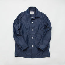 C/N INDIGO ROYAL COAT