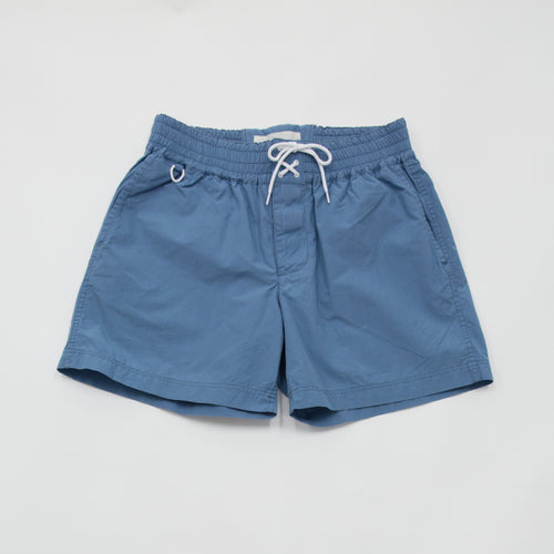 C/N INDIGO TRAINING SHORTS