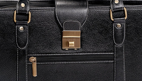 laptop bag with lock