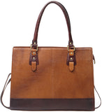 Premium Leather Tote Bag - ZipperNext
