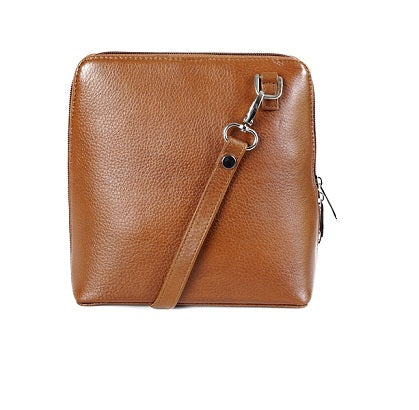 Dexter Leather Crossbody Bag - ZipperNext