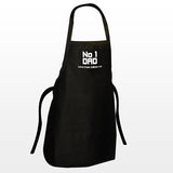 Personalised 'No1 Dad' Apron