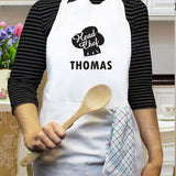 Personalised 'Head Chef' Apron