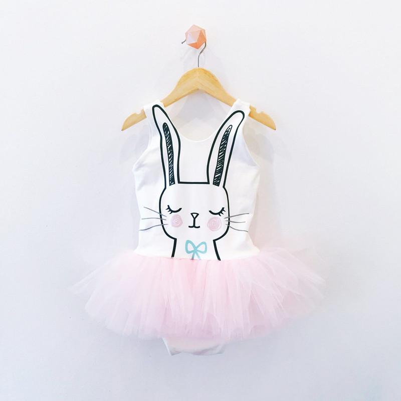 Baby Bunny Tulle Romper